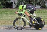 """Pasaulio plento dviračių čempionate dalyvaujantis R.Navardauskas: """"Svarbiausias dalykas - teisingai paskirstyti jėgas"""""""