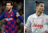 J.Kloppas atsakė į amžinąjį klausimą: pasirinko tarp L.Messi ir C.Ronaldo