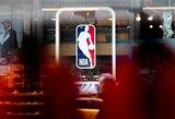 ESPN šaltiniai: NBA ieško būdų leisti žaidėjams bendrauti su šeimomis sezono atnaujinimo metu