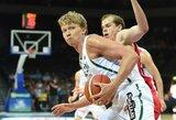 Dar viena NBA klaida lietuvio atžvilgiu: M.Kuzminskas atvyko iš Sovietų Sąjungos