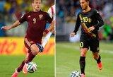Pasaulio čempionato apžvalga: Belgija – Rusija