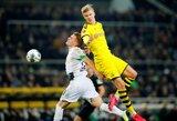 """Vokietijos lyderius besivejanti """"Borussia"""" iškovojo 15 pergalę"""