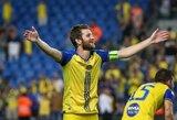 """""""Maccabi"""" kapitonas: """"Šįkart """"Sūduva"""" bus be fanų ir mums tai gali padėti"""""""