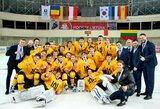 Paskelbtos pasaulio ledo ritulio čempionatų šeimininkės: U-20 pirmenybės vyks Vilniuje, vyrai keliaus į Lenkiją