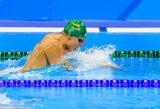 Lietuvos plaukimo čempionate – beveik visi pajėgiausi šalies sportininkai