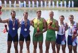 Universiados medalių įskaitoje Lietuva šoktelėjo į 7-ą vietą ir lenkia net JAV