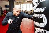 Išskirtinė galimybė bokso mėgėjams – treniruotės su Europos čempionu