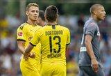 """""""Borussia"""" draugiškose rungtynėse iškovojo užtikrintą pergalę"""