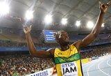 U.Boltas – žmogus, kurio nepalaužia nesėkmės