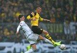 """Rungtynių pabaigoje sugriuvusi """"Borussia"""" iššvaistė trijų įvarčių pranašumą"""