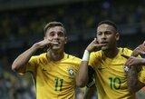 """Spauda: """"Barcelona"""" ruošia 65 mln. svarų pasiūlymą už P.Coutinho"""