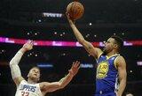 """NBA čempionai nepaliko vilčių """"Clippers"""" komandai"""