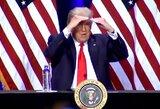 "B.Askreną ""jauna superžvaigžde"" pavadinęs D.Trumpas prajuokino internautus"