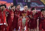 """""""Man United"""" ir """"Liverpool"""" reikalauja rimtų reformų: raginama sumažinti """"Premier"""" lygos dalyvių skaičių ir panaikinti net du taurių turnyrus"""