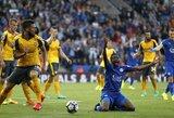 """""""Premier"""" lygos apžvalga: visi naujokai iškovojo pergales, o """"Leicester"""" ir """"Arsenal"""" to dar nepadarė"""