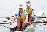 Abi Lietuvos dvivietės pateko tiesiai į kitą pasaulio čempionato etapą