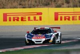 Kvalifikacines lenktynes Navaroje laimėjo S.Loebas ir A.Parente