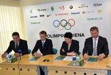Pirmąkart Šiauliuose vyksiančioje Olimpinėje dienoje – rekordinis užsiėmimų skaičius