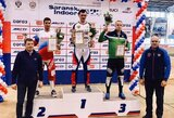 G.Pabijanskas BMX dviračių lenktynėse Rusijoje – trečias