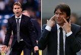 """Sky Sports"": A.Conte laikomas favoritu pakeisti J.Lopetegui"