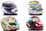 """Pamatykite: pristatyti visų """"F-1"""" lenktynininkų šalmai naujajam sezonui, daugiausiai pagyrų – D.Ricciardo"""