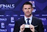 Ištraukti UEFA Tautų lygos pusfinalio burtai