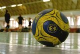 Lietuvos jaunių vaikinų rankinio rinktinė tarptautiniame turnyre liko trečia