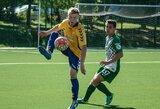 Gerinti jaunų žaidėjų ugdymą skatins nauja sistema