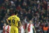 """L.Suarezas apie """"Barcelona"""" planus: """"Jie gali įsigyti kitą puolėją"""""""