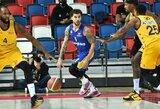 """""""Maccabi"""" ketvirtame kėlinyje panaikino 17taškų deficitą ir prasibrovė į Izraelio taurės finalą"""