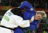 S.Pakenytė pralaimėjo kovą dėl pasaulio dziudo taurės varžybų bronzos