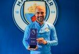 """Dar vienas įvertinimas: P.Guardiola paskelbtas geriausiu """"Premier"""" lygos treneriu"""
