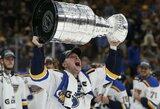 NHL žada grįžti birželį su 24 komandų atkrintamosiomis varžybomis, NASCAR lenktynės vyks jau po 2 savaičių (papildyta)