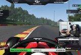 "Antrajame ""Race for the World"" etape – Ch.Leclerco ir A.Albono pergalės"