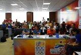 Europos jaunimo olimpinis festivalis – didžiausias renginys Gruzijos istorijoje