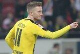 """Vokietijoje """"Borussia"""" sutriuškino svečius iš Leverkuzeno"""