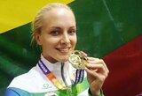 I.Serapinaitė – Europos jaunimo šiuolaikinės penkiakovės čempionė!
