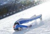 Šiurpu: 100 km/val. greičiu kritęs olimpinis čempionas – komos būsenoje