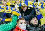 Rusijos sporto ministerija neribotam laikui uždraudė visus tarptautinius sporto renginius šalyje