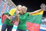 Europos žaidynių medalių įskaitoje dominuoja Rusija, Lietuva – 22-a