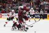 Progas daugumoje švaistę latviai apmaudžiai pralaimėjo pasaulio vicečempionams