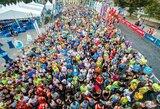 """Rekordinio dydžio """"Danske Bank Vilniaus maratono"""" miestelyje – daugiau nei 30 pramogų ir atrakcijų visai šeimai"""