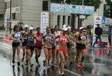 Prestižinėse sportinio ėjimo varžybose Alytuje – italės ir lenko pergalės