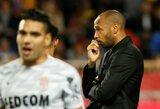 """T.Henry po triuškinamos nesėkmės prieš PSG: """"Turime išlikti pozityvūs"""""""