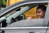 """Po 10 savaičių pertraukos C.Ronaldo sugrįžo į """"Juventus"""" treniruotes"""