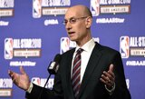 NBA norėjęs žaisti vyras grasino nušauti A.Silverį