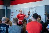"""Sporto treneriai dalinasi patarimais artėjant įspūdingam """"Fitness Challenge"""" turnyrui"""