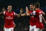 "S.Khedira: ""M.Ozilo pagalba ""Arsenal"" tapo stipriausiu klubu Anglijoje"""