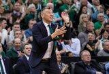 """Š.Jasikevičius: """"Reikia nulenkti galvą prieš žaidėjus, nes kova buvo didžiulė ir jie kabinasi į situaciją"""""""