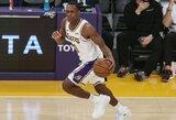 "R.Rondo nori likti ""Lakers"" klube: ""Man tik 33 metai"""